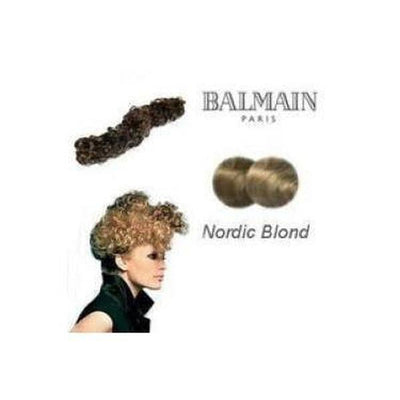 'Nice' Instant Curly Wired Hair Piece-Hair extensions-Balmain-Nordic Blonde-Tegen Accessories