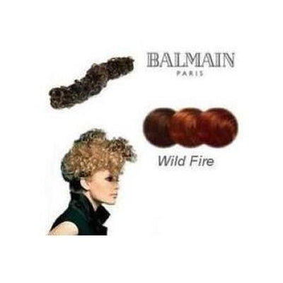 'Nice' Instant Curly Wired Hair Piece-Hair extensions-Balmain-Wild Fire-Tegen Accessories