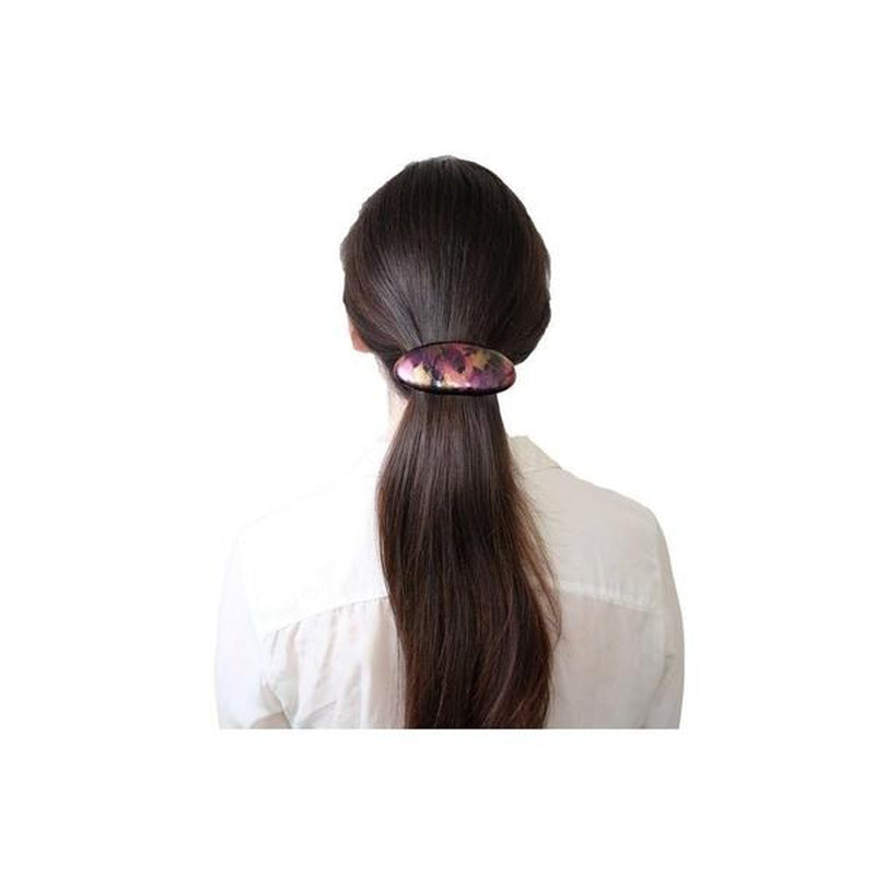Oval Barrette