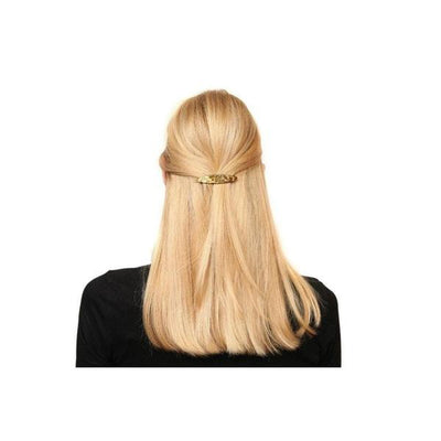 Oval Hair Clip-Discontinued-Tegen Accessories