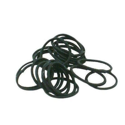 Pack of Baby Elastics-Elastics-Children-Black-Tegen Accessories