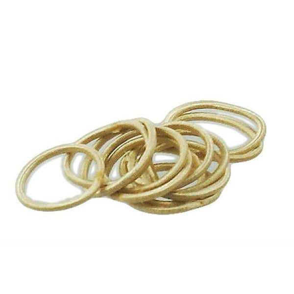Pack of Baby Elastics-Elastics-Children-Blonde-Tegen Accessories