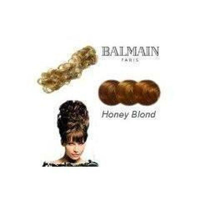 'Paris' Straight Wired Hair Piece-Hair extensions-Balmain-Honey Blonde-Tegen Accessories