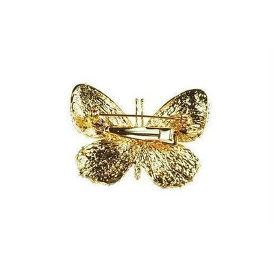 Pastel Butterfly Brooch-Discontinued-Multicoloured Crystal-Tegen Accessories