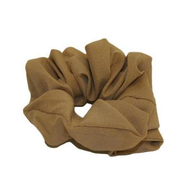 Pastel Scrunchie-Scrunchies-Tegen Accessories-Brown-Tegen Accessories
