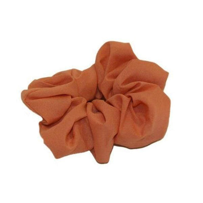 Pastel Scrunchie-Discontinued-Coral-Tegen Accessories