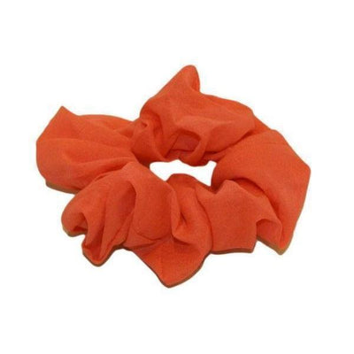 Pastel Scrunchie-Discontinued-Orange-Tegen Accessories