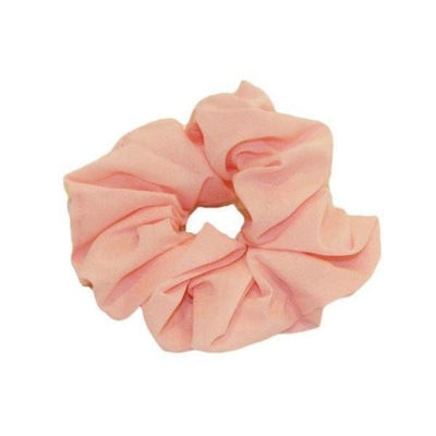 Pastel Scrunchie-Discontinued-Pink-Tegen Accessories