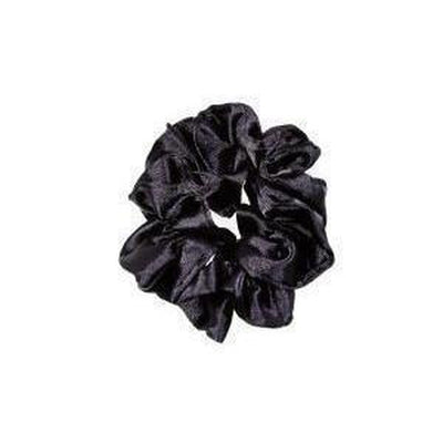 Rouched Satin Scrunchie-Discontinued-Tegen Accessories