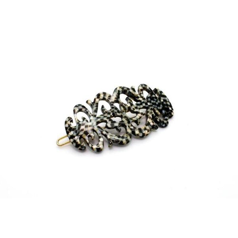 Small Filigree Hair Clip-Clips & slides-Ooh La La!-Prada Style-Tegen Accessories