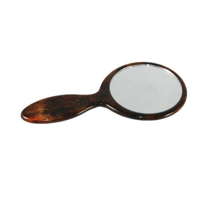 Small Handheld Mirror-Discontinued-Crimson Shimmer-Tegen Accessories