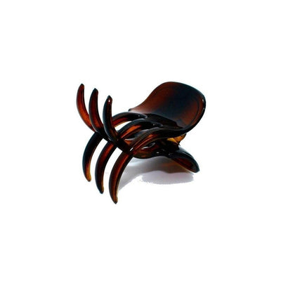 Small Helen Hair Claw-Hair claws-Essentials-Tortoiseshell-Tegen Accessories