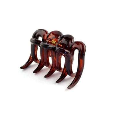 Small Jurassic Hair Claw-Hair claws-Essentials-Tortoiseshell-Tegen Accessories