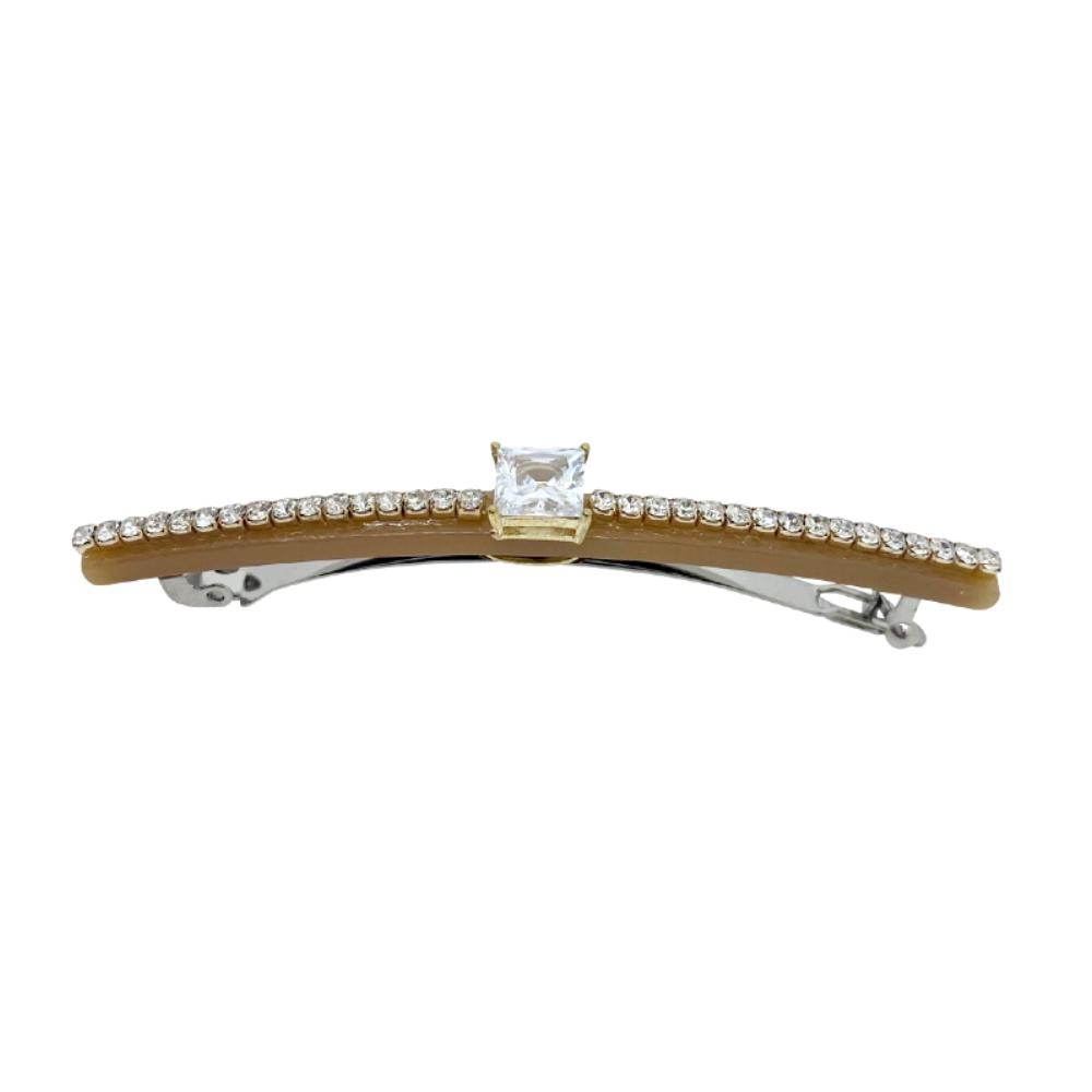 Swarovski Crystal Barrette | Tegen Accessories
