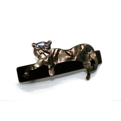 Swarovski Panther Barrette-Discontinued-Onyx Marble-Tegen Accessories