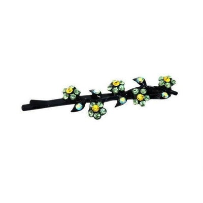 Swarovski Vine Grip-Discontinued-Green Crystal-Tegen Accessories