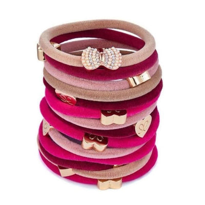Velvet Charm Hairband-Elastics-by Eloise-Tegen Accessories