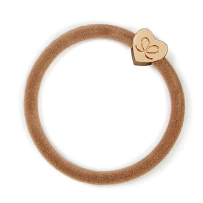 Velvet Charm Hairband-Elastics-by Eloise-Camel-Tegen Accessories