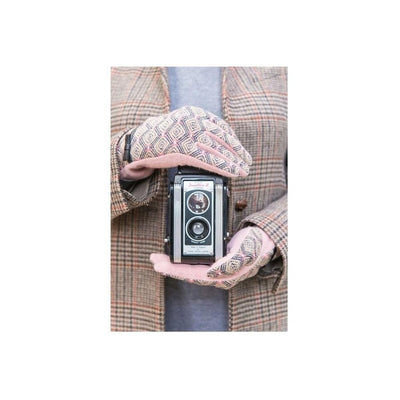 Wilma Wool Gloves-Discontinued-Tegen Accessories