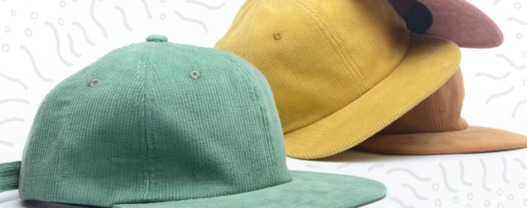 8faf0188342 Delusion MFG - 5 Panel Hats