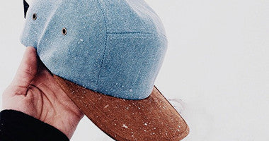 Delusion MFG - 5 Panel Hats d524903a2eb
