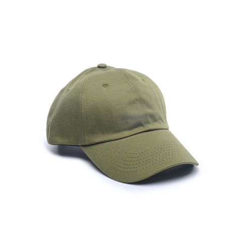 Army Green - Dad Caps for Wholesale or Custom