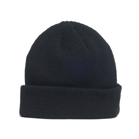 Black Blank Beanie Hats Beanie Custom