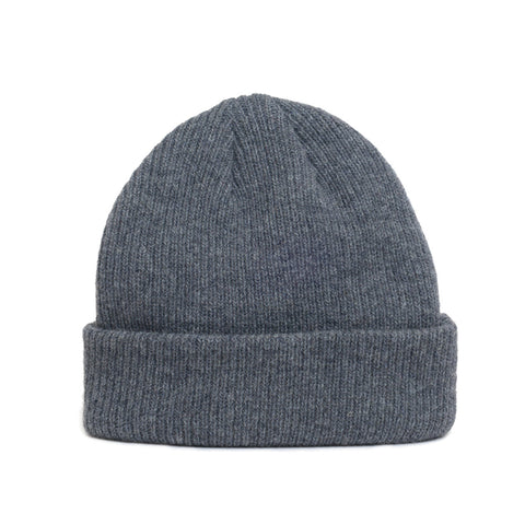 Dark Grey Blank Beanie Hats Beanie Custom