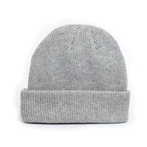 Light Grey Blank Beanie Hats Beanie Custom