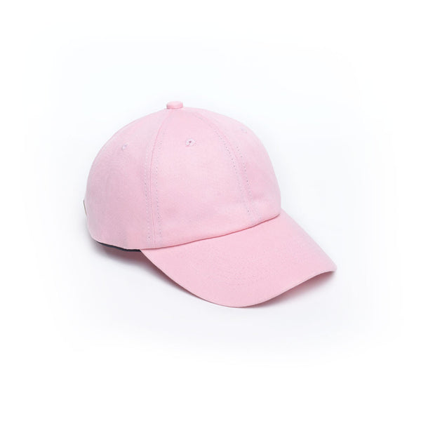 Blank Dad Caps Unconstructed Baseball Caps Pink