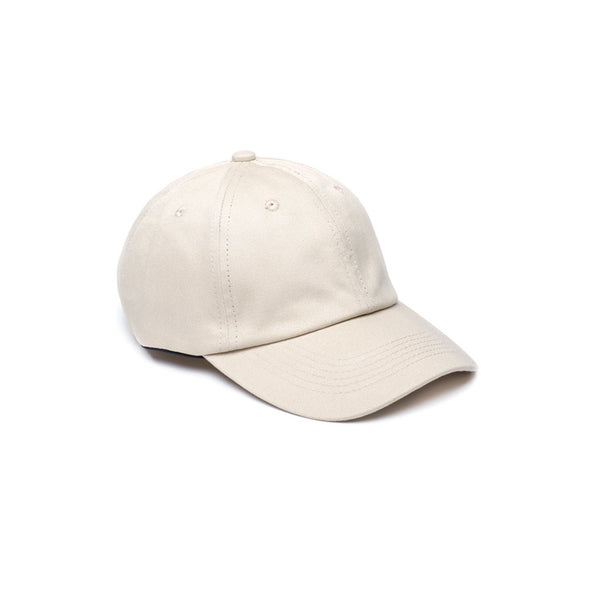 Blank Dad Caps Unconstructed Baseball Caps Tan