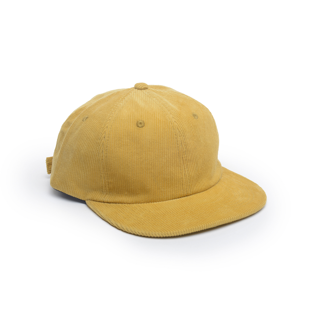 Dijon - Corduroy Unconstructed Floppy 6 Panel Hat for Wholesale or Custom
