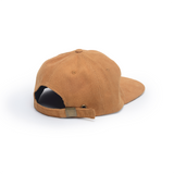 Rust - Corduroy Unconstructed Floppy 6 Panel Hat for Wholesale or Custom