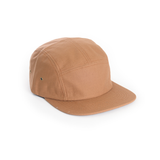 Burned Orange - Ripstop Cotton Blank 5 Panel Hat for Wholesale or Custom