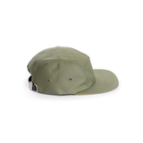 Army Green Blank 5 Panel Polyester Green