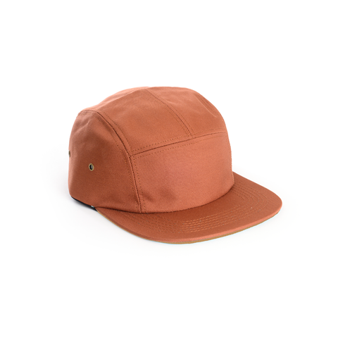 Burnt Orange Blank 5 Panel
