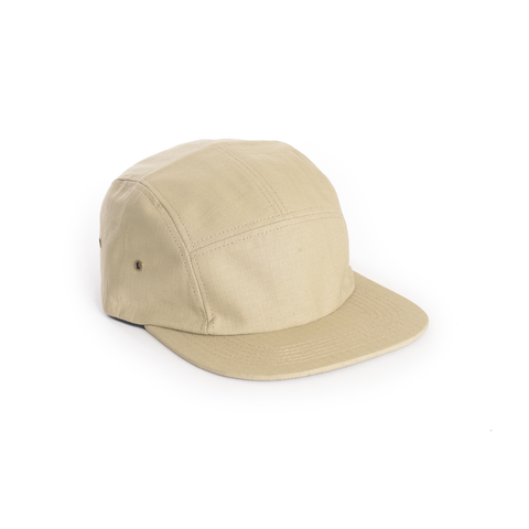 products/tan-ripstop-cotton-blank5panel-front.png