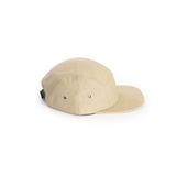 Tan - Ripstop Cotton Blank 5 Panel Hat for Wholesale or Custom