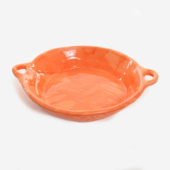 Tagine with handles (Orange)