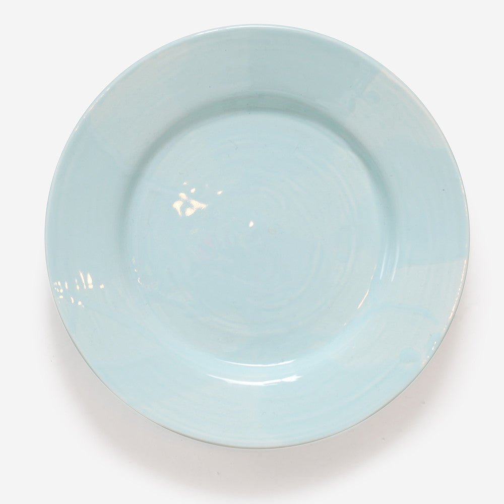 6x Large plate Turquoise