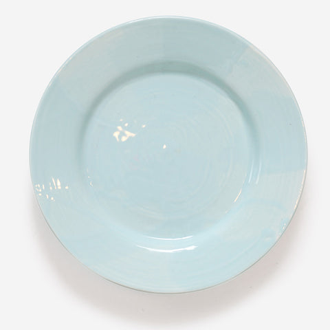 6x Large plate (Turquoise)