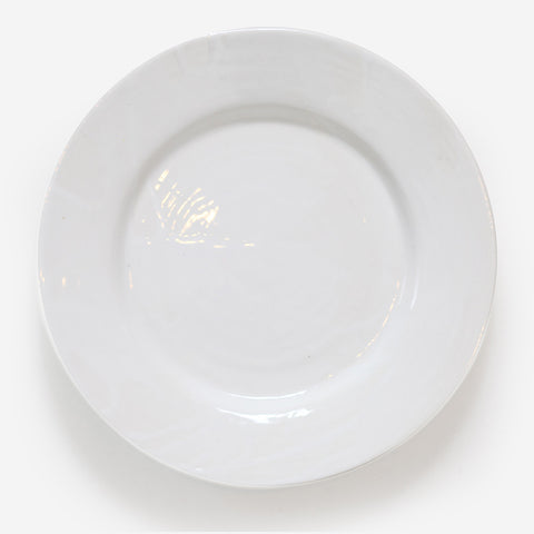 6x Large plate White