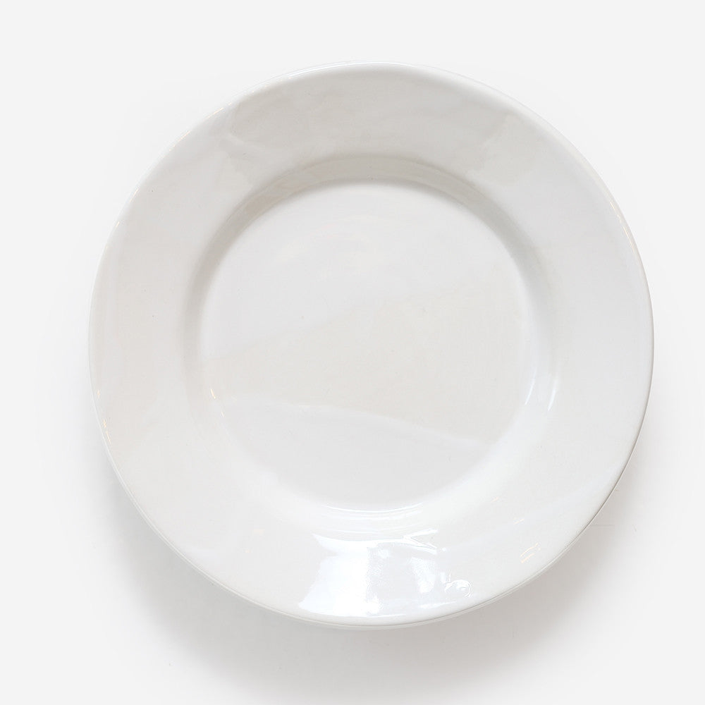 6x New plate (White)