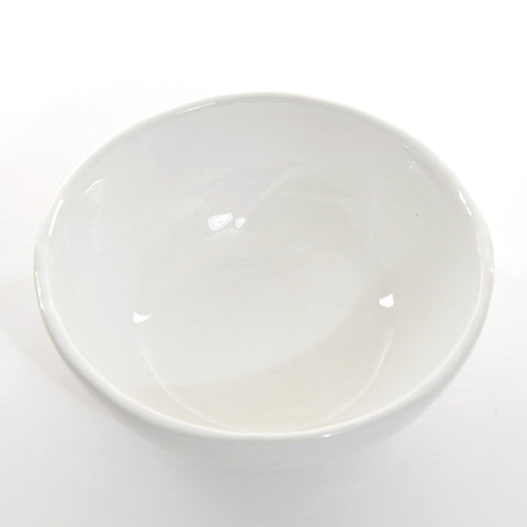 6x New little bowl (White)