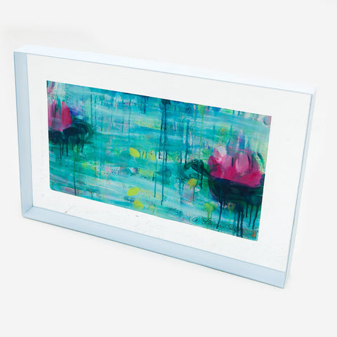 Plexiframe Floating Lilies (New)