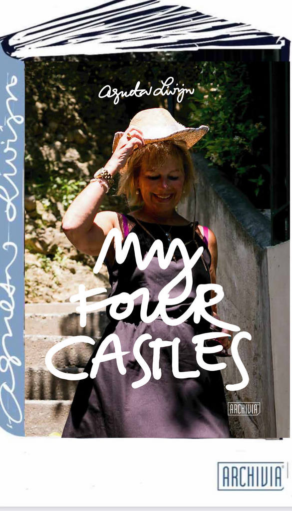 Book - My Four Castles