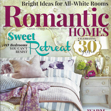 Romantic Home January 2017