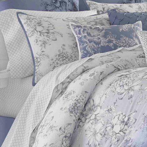 Delphine Sheet Set With Laura Ashley Comforter