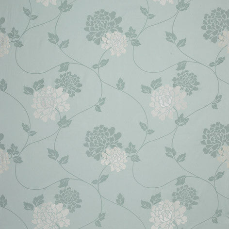 Dusky Blue Cotton Fabric