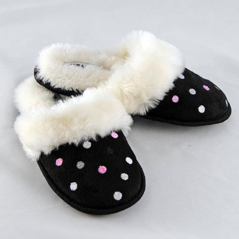 Amelia Girls Slippers